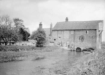 Headrace in 1951