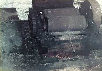 Belt driven roller mill May 1977