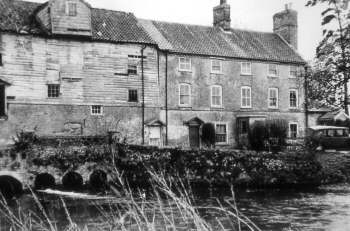 Mill and mill house 1953