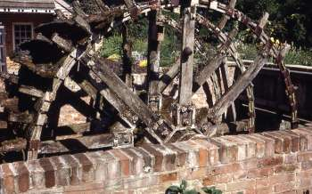 The waterwheel c.1970