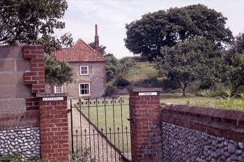 Water Mill House August 1967
